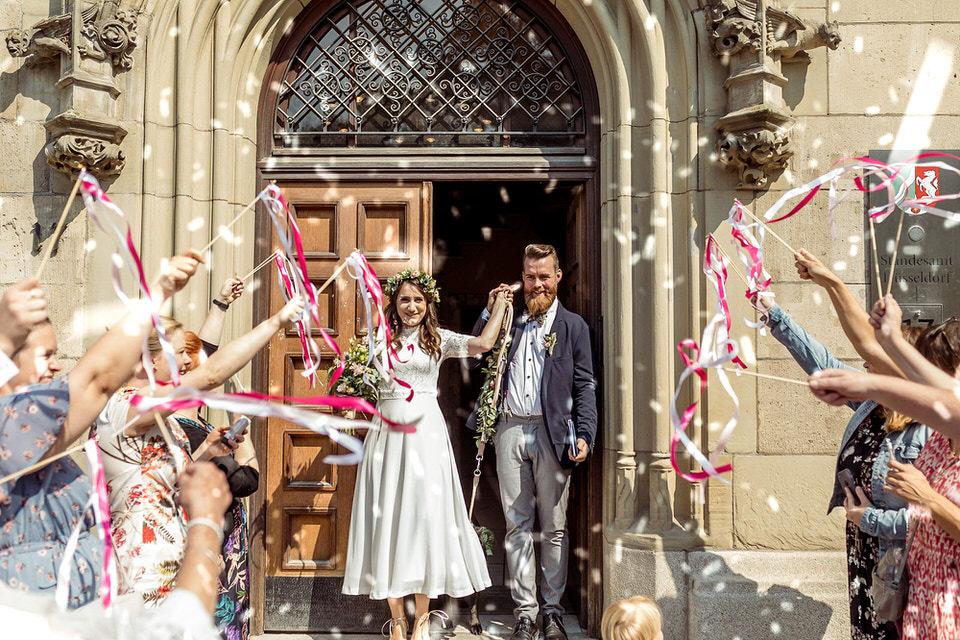 Hochzeitsfotograf Standesamt Düsseldorf Inselstraße