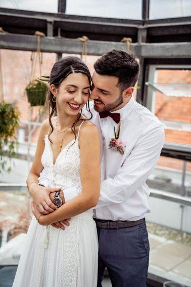 Lateinamerikanische Hochzeit im Out of Office Hochzeitsfotograf Stuttgart