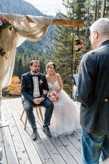 Elopement Hochzeit Rohrkopfhütte Rübezahl in Füssen