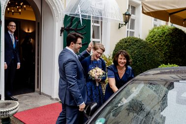 Fotograf Hochzeit in der Engelsburg in Recklinghausen