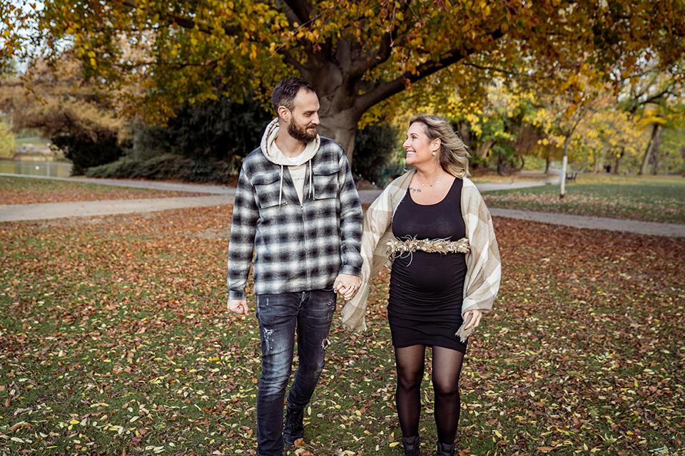 Fotograf Schwangerschaftsshooting in Düsseldorf