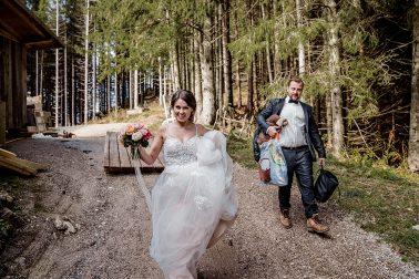 Heiraten auf der Rohrkopfhütte Rübezahl in Füssen