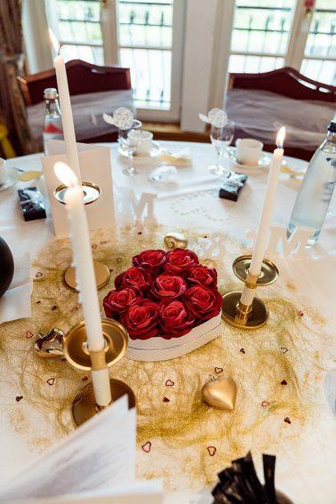 Heiraten im Hotel Schloss Friedestrom in Zons