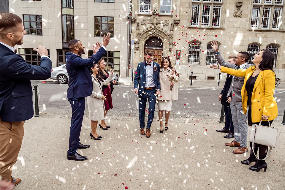 Heiraten im Standesamt Düsseldorf