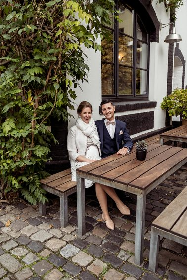 Heiraten in der Spoerl Fabrik Düsseldorf