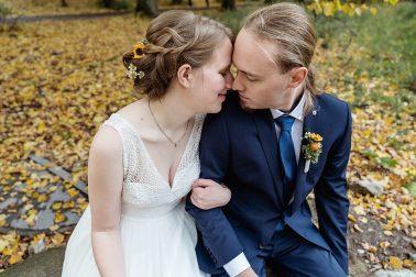 Hochzeit im Milchhäuschen Königswinter