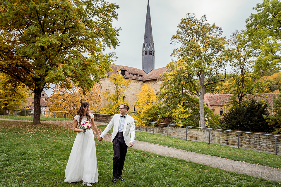 Standesamtlich heiraten in Maulbronn