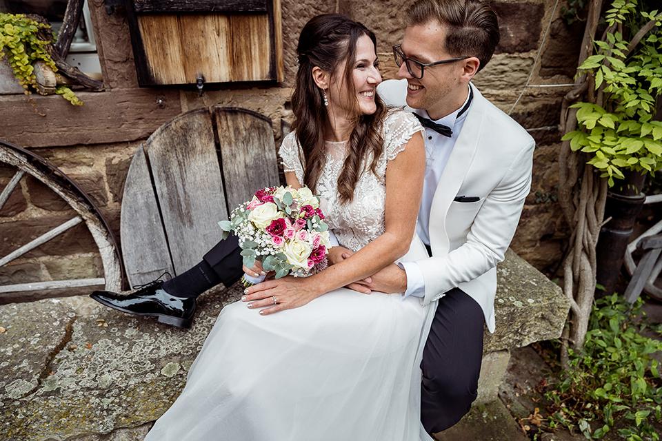 Standesamtlich heiraten in Maulbronn Fotograf