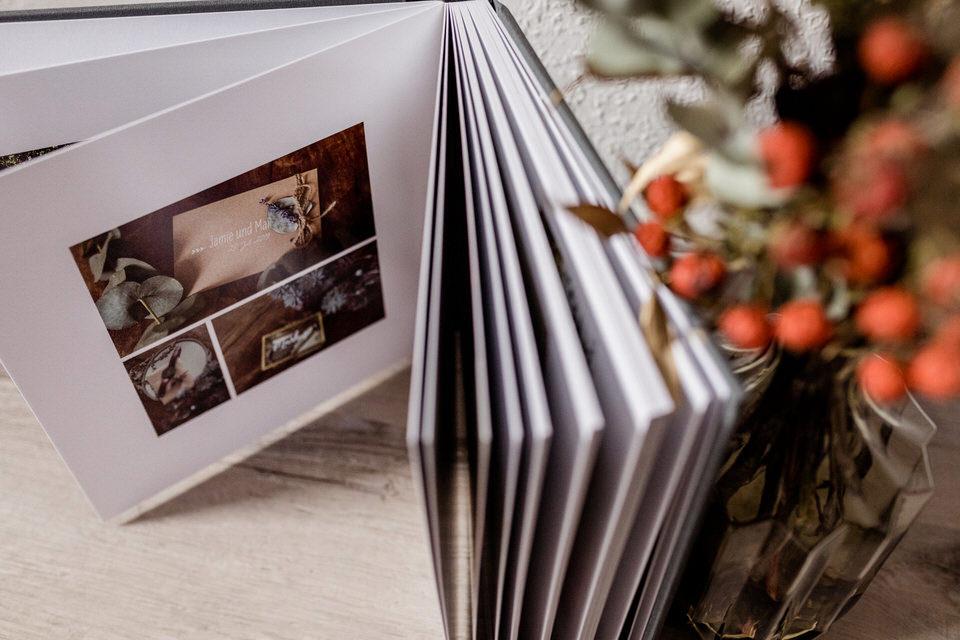 Memory Book - Fotoalbum Stefanie Anderson
