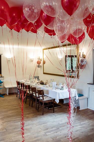 Heiraten im Bootshaus im Volksgarten Düsseldorf