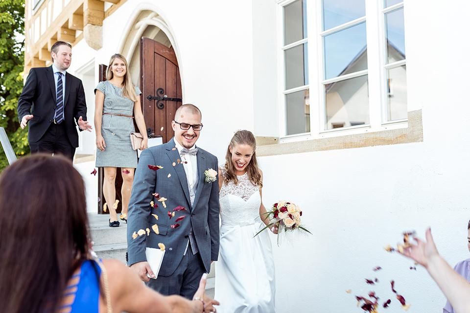 Heiraten im Oberen Schloss Neuhausen