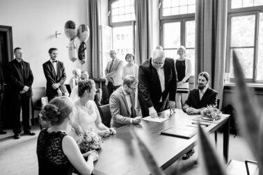 Heiraten im Standesamt Düsseldorf Fotograf
