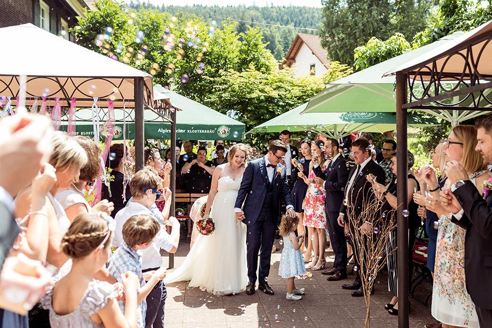 Heiraten im Waldknechtshof in Baiersbronn Klosterreichenbach