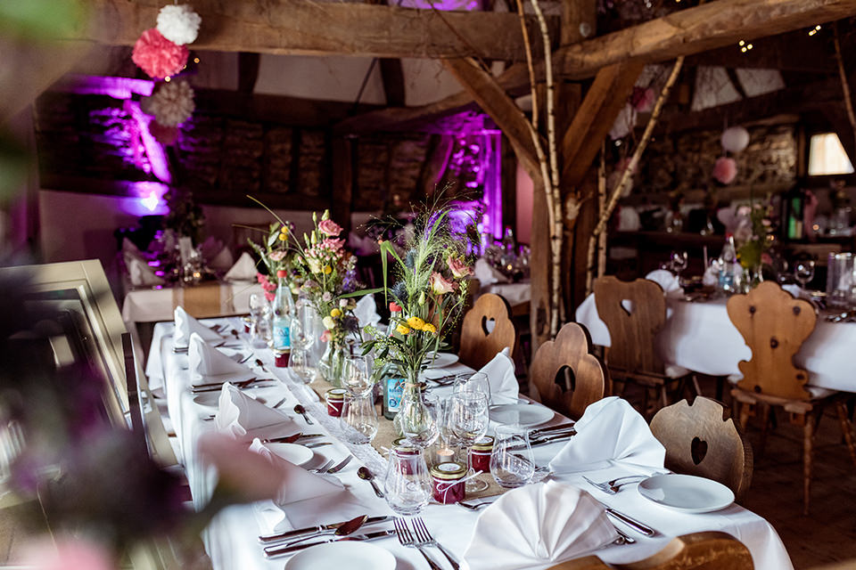 Hochzeitsfotograf Ox Scheune Mosbach Nüstenbach