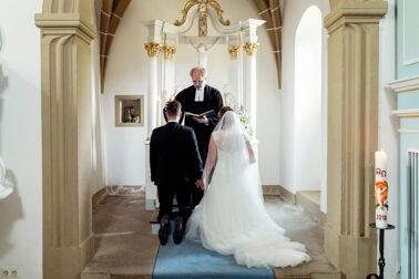 Hochzeitsfotograf Kirchliche Hochzeit Hüffenhard