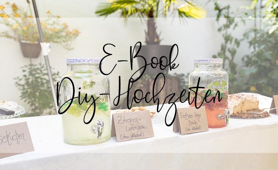 E-Book DIY Hochzeiten