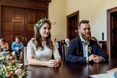 Hochzeitsfotograf heiraten im Standesamt Düsseldorf Inselstraße