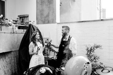 Inspiration für eine Gartenhochzeit Hochzeitsfotograf Eller