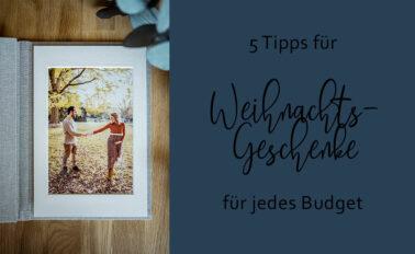 5 Ideen für Weihnachtsgeschenke für jedes Budget