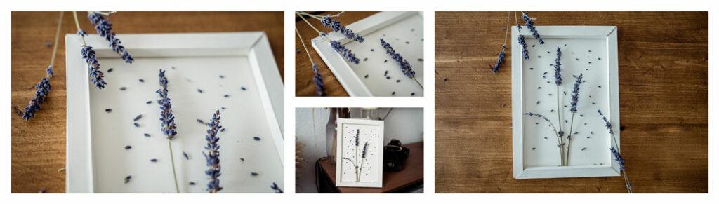 DIY Fotoraumen aus Fotokarton
